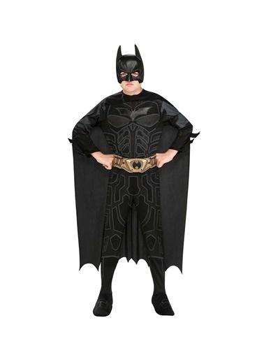 Sunman Sunman Oyuncak Dünyası Erkek Çocuk Batman Renkli  Kostüm Renkli